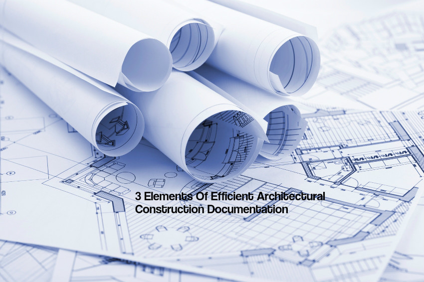 Architectural Construction Documentation