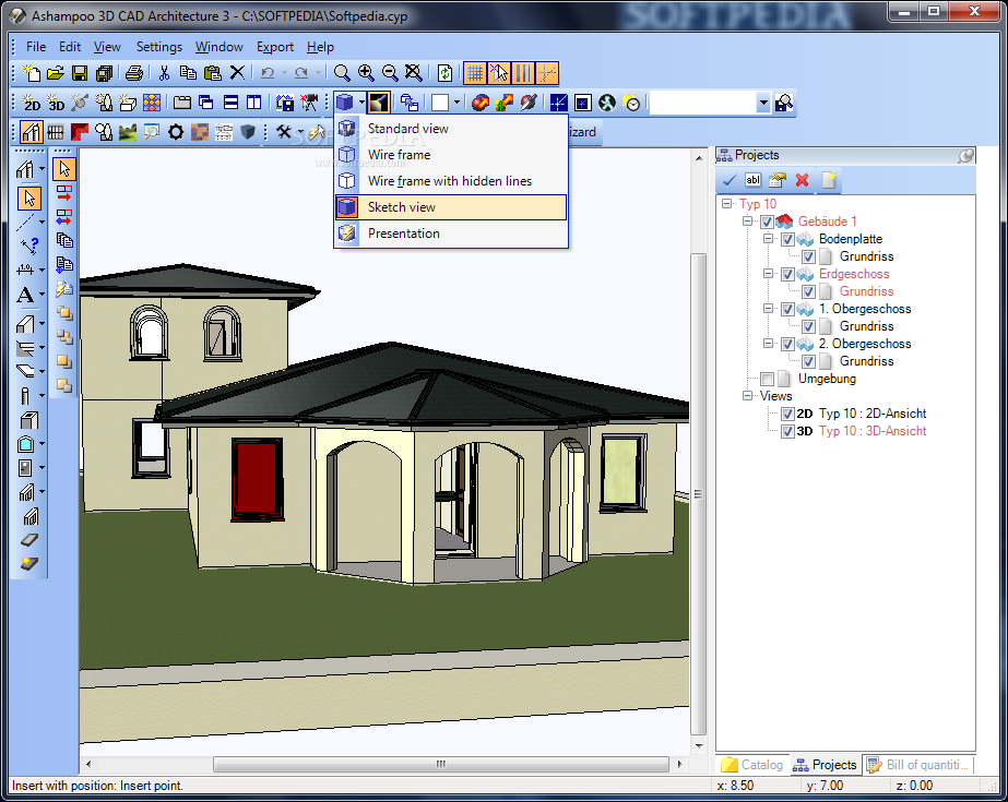 Architectural cad services common errors how to rectify them Web cad software