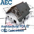 PDF to CAD Conversion Services