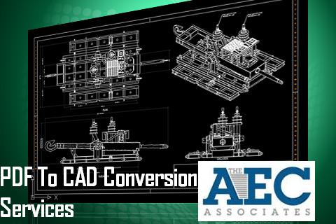 PDF To CAD Conversion Companies