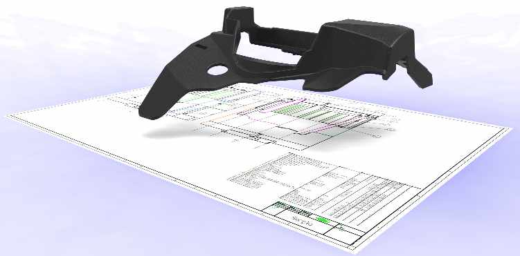 3D CAD Modeling for Architectural Drafting Services