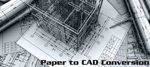 architectural PDF to CAD conversion services company