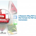 4 Reasons Why PDF Is The Preferred File Format For PDF to CAD Conversion