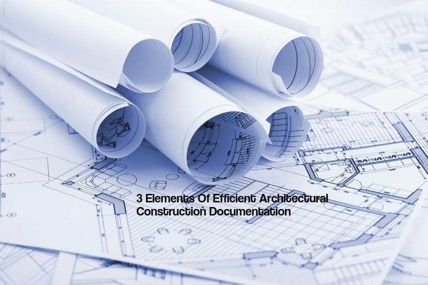 Architectural Construction Documentation