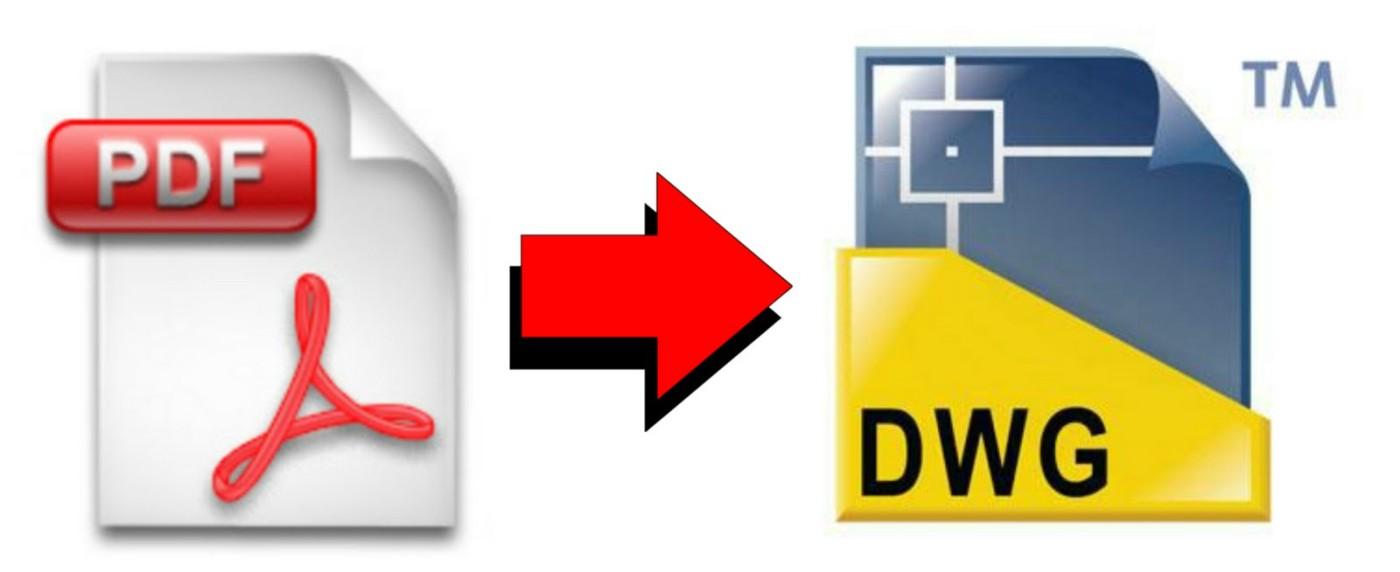 PDF To CAD Conversion