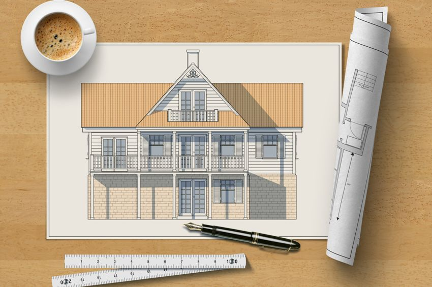 3 Main Phases Of Design Process : Architectural Drafting Services