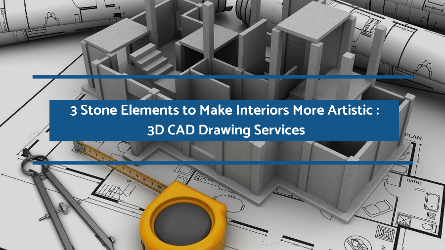 3D CAD Drawing Services