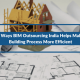 3 Ways BIM Outsourcing India Helps Make Building Process More Efficient