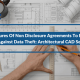 3 Features Of Non Disclosure Agreements To Protect You Against Data Theft: Architectural CAD Services