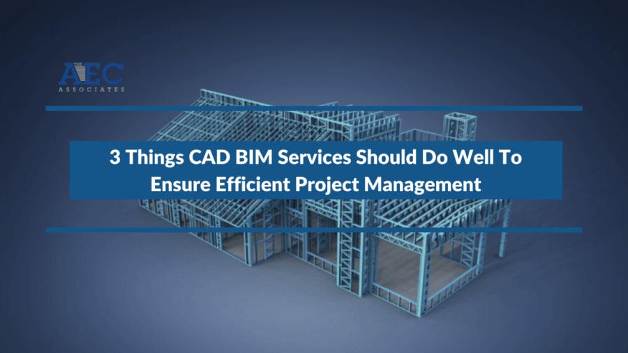 CAD BIM Services