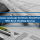 4 Reasons Landscape Architects Should Partner With Revit Modeling Services