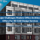 5 Major Challenges Modern Office Architecture Offers For 3D CAD Design Services