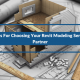 4 Tips For Choosing Your Revit Modeling Services Partner