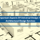 3 Important Aspects Of Universal Design: CAD Architectural Design Services