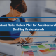 3 Important Roles Colors Play for Architectural Design Drafting Professionals