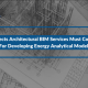 4 Aspects Architectural BIM Services Must Consider for Developing Energy Analytical Models