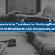 5 Main Aspects to be Considered for Producing Prototypical CD Sets for Retail Stores: CAD Outsourcing Companies